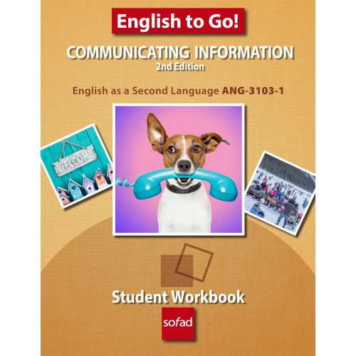 ANG-3103-1 - Communicating Information - 2nd Edition