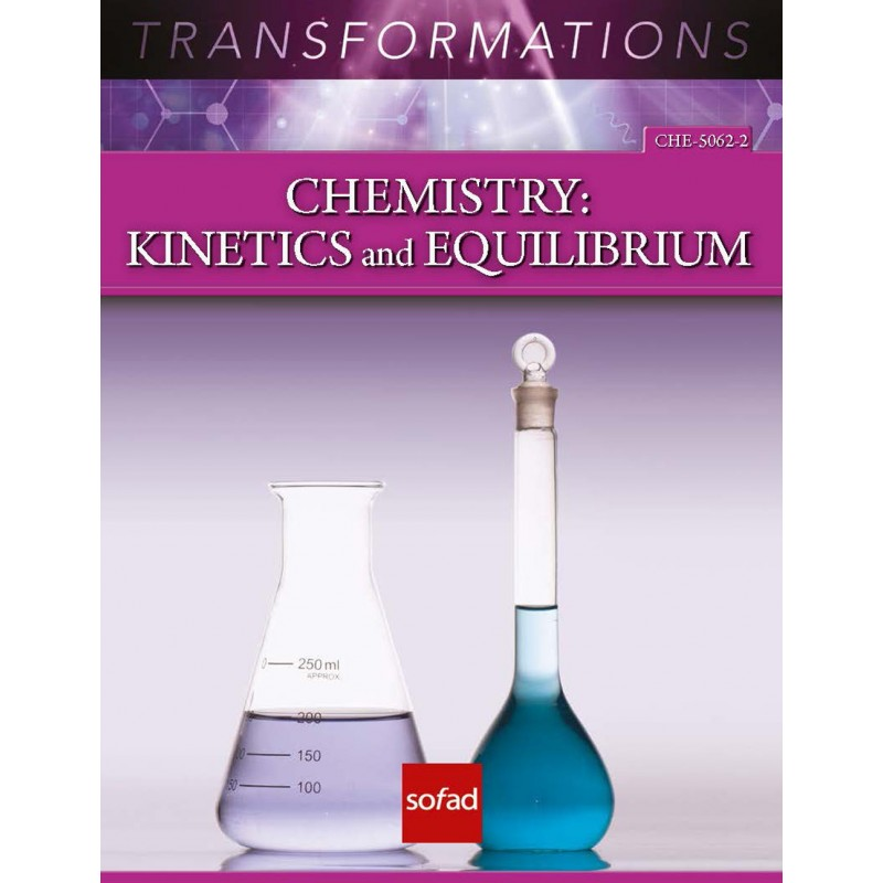 CHE-5062-2 – Chemistry: Kinetics and Equilibrium