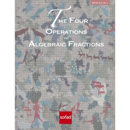 MTH-4110-1 – The Four Operations on Algebraic Fractions