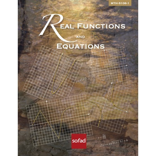MTH-5106-1 – Real Functions and Equations