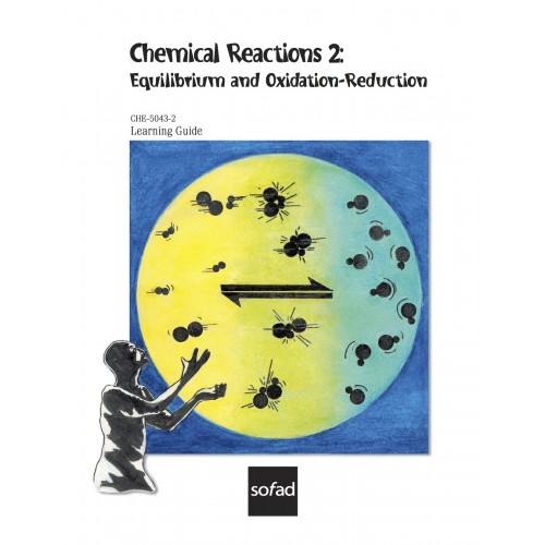 CHE-5043-2 – Chemical Reactions 2: Equilibrium and Oxydation-Reduction
