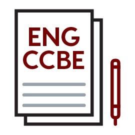 ENGLISH - CCBE