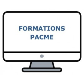 Formations admissibles au PACME