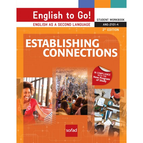 ANG-2101-4 – Establishing Connections – 2nd Edition