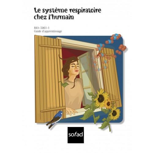 BIO-5061-1 - Le système respiratoire chez l'humain – 2e édition