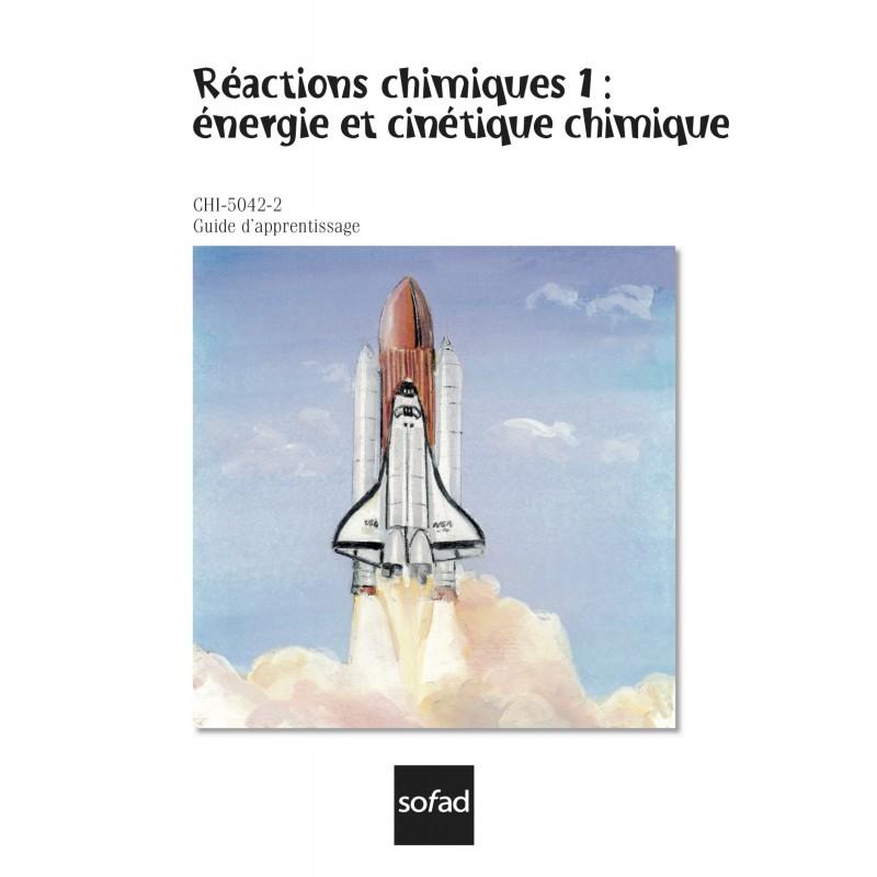 CHI-5042-2 – Réactions chimiques 1 : énergie et cinétique chimique