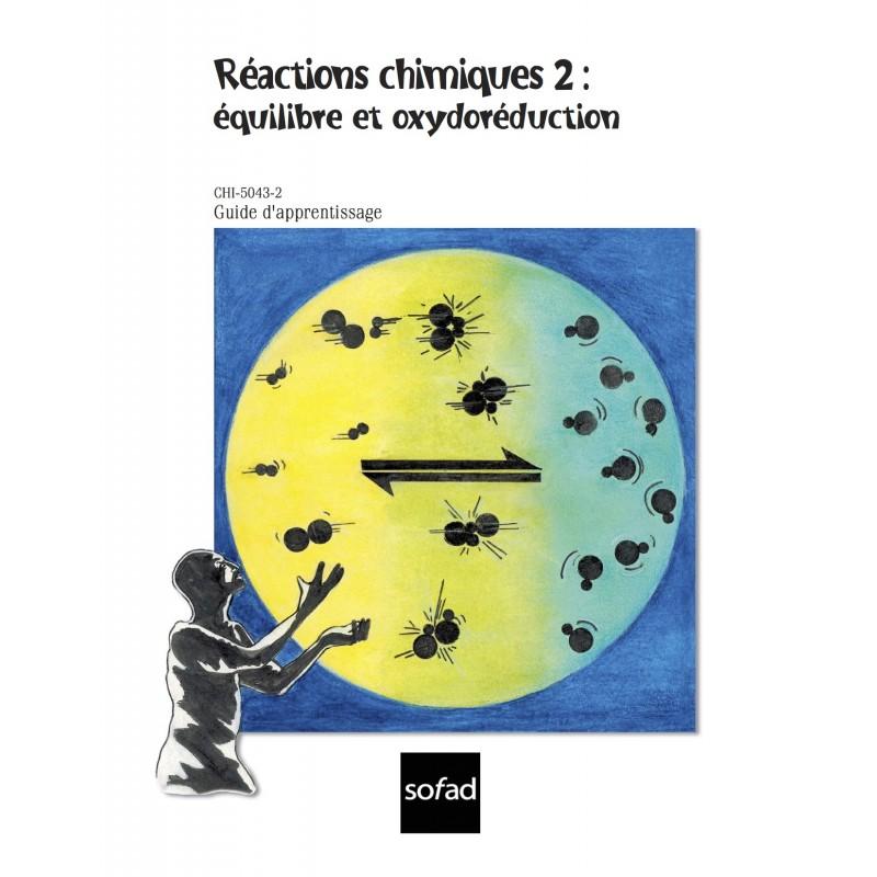 CHI-5043-2 – Réactions chimiques 2 : équilibre et oxydoréduction