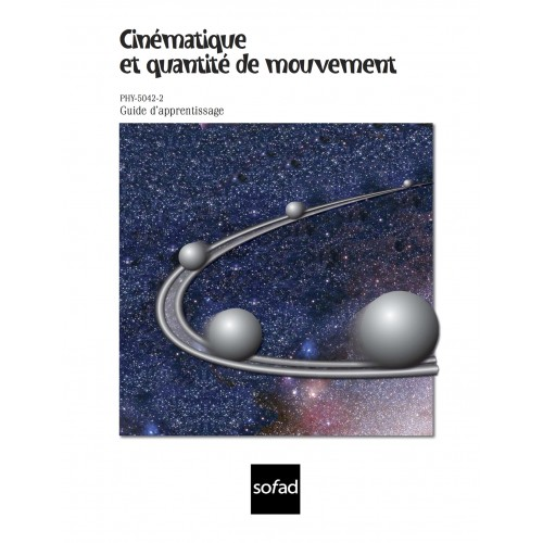 PHY-5042-2 – Cinématique et quantité de mouvement – 3e édition