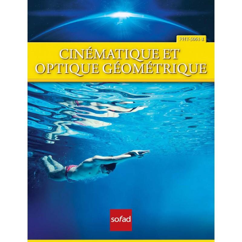 PHY-5061-2 – Cinématique et optique géométrique