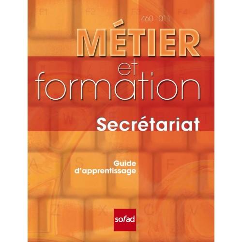 460-011 – Métier et formation – DEP Secrétariat