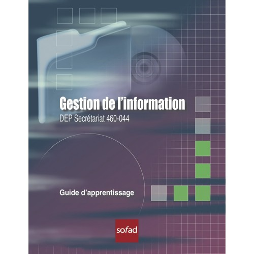 460-044 – Gestion de l'information