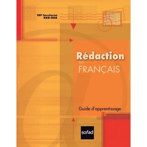 460-066 – Rédaction en français – DEP Secrétariat
