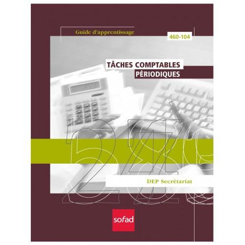460-104 – Tâches comptables périodiques