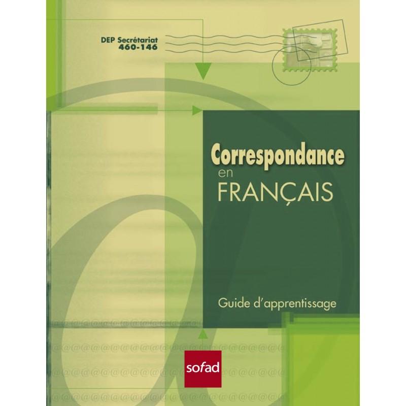460-146 – Correspondance en français