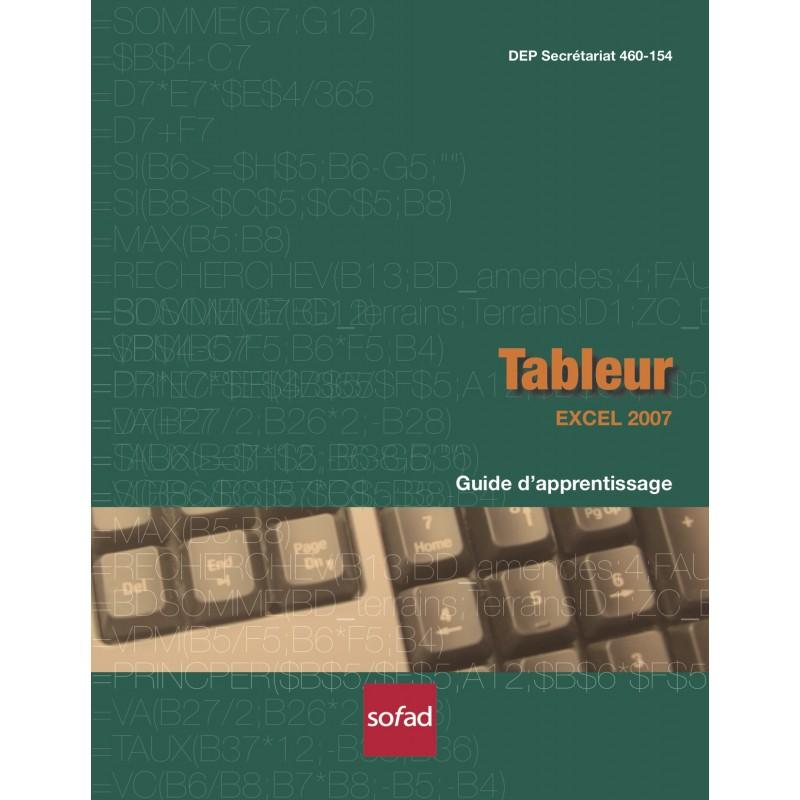 460-154 – Tableur