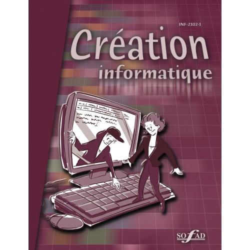 INF-2102-1 - Création informatique