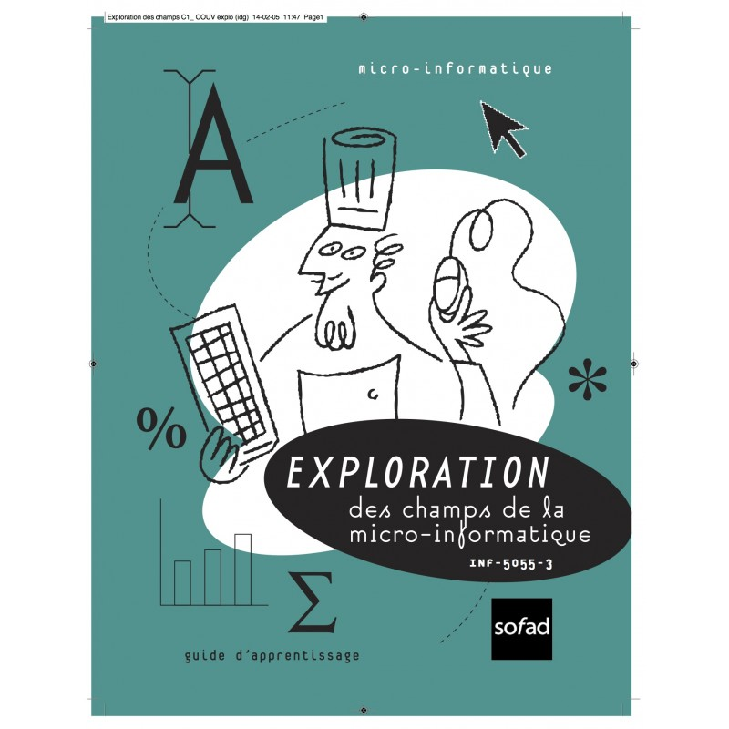 INF-5055-3 – Exploration des champs de la micro-informatique – 2e édition