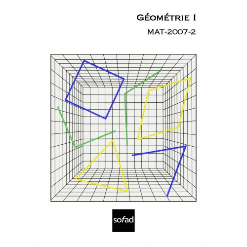 MAT-2007-2 – Géométrie I