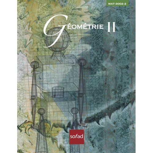 MAT-3002-2 – Géométrie II