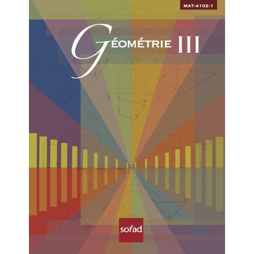 MAT-4102-1 – Géométrie III