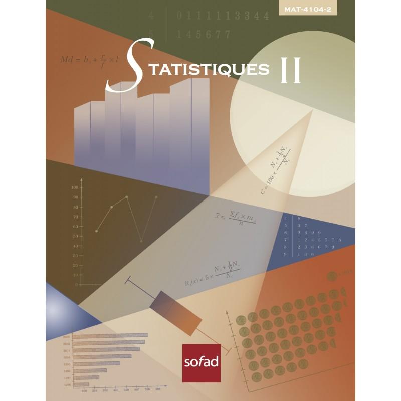 MAT-4104-02– Statistiques II