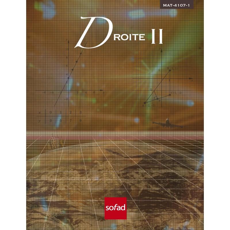 MAT-4107-1 – Droite II
