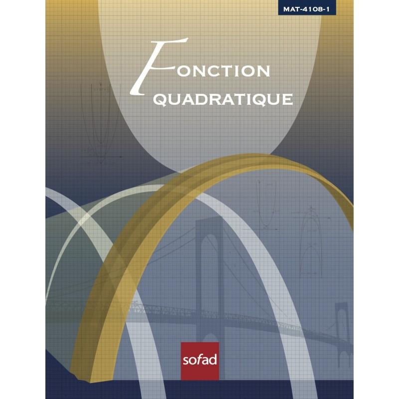 MAT-4108-1 – Fonction quadratique