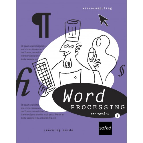 CMP-5056-1 – Word Processing 1 – 2nd Edition