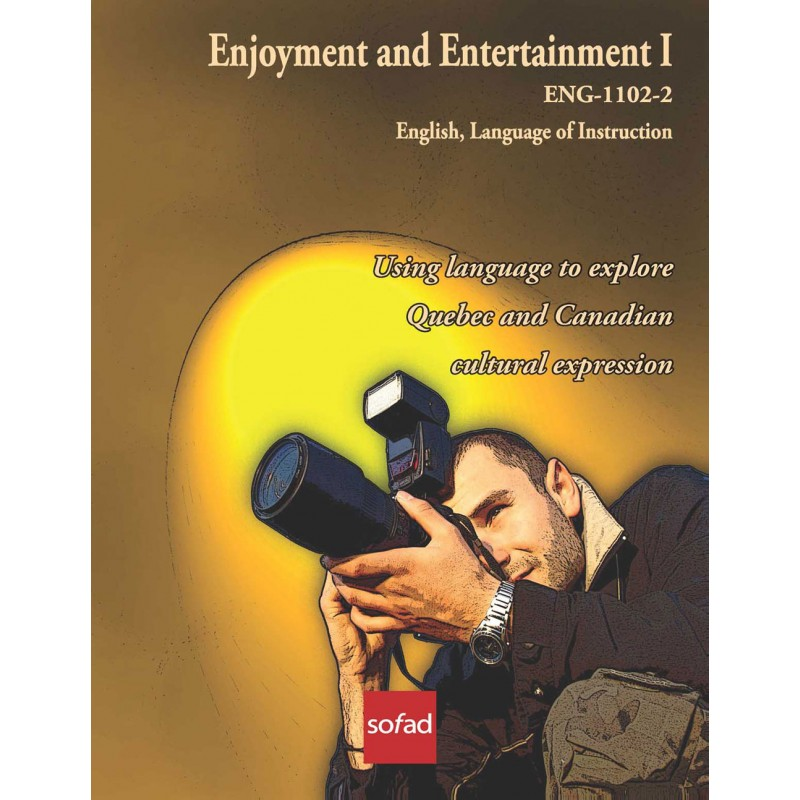 ENG-1102-2 – Enjoyment and Entertainment I