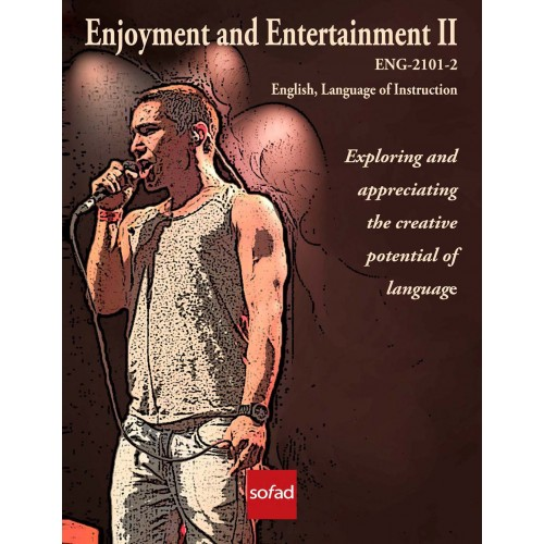 ENG-2101-2 – Enjoyment and Entertainment II