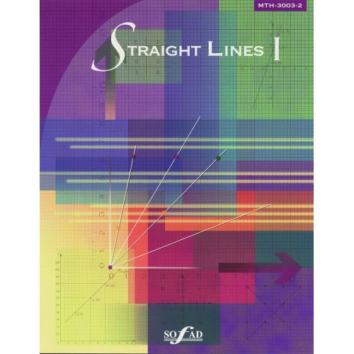 MTH-3003-2 – Straight Lines I