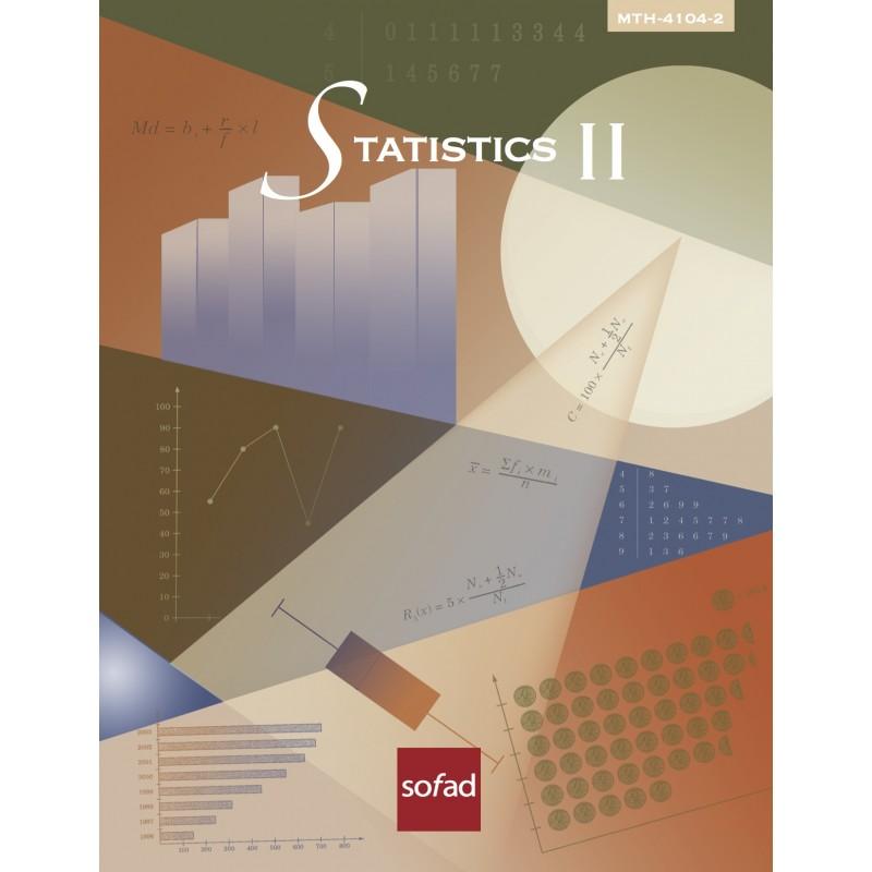 MTH-4104-2 – Statistics II
