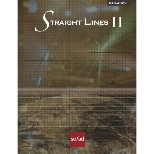 MTH-4107-1 – Straight Lines II