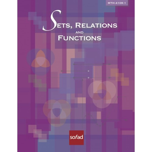 MTH-4109-1 – Sets, Relations and Functions