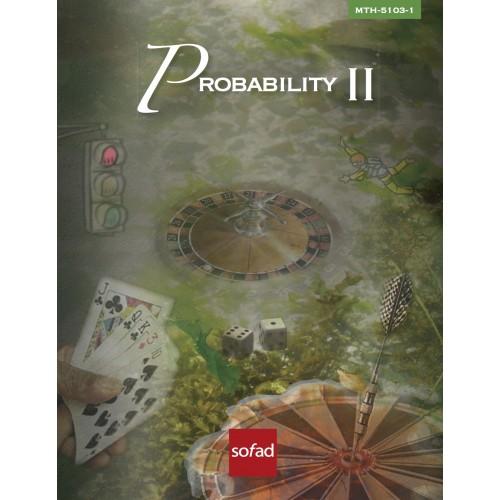 MTH-5103-1 – Probability II