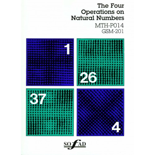 MTH-P014 – The Four Operations on Natural Numbers