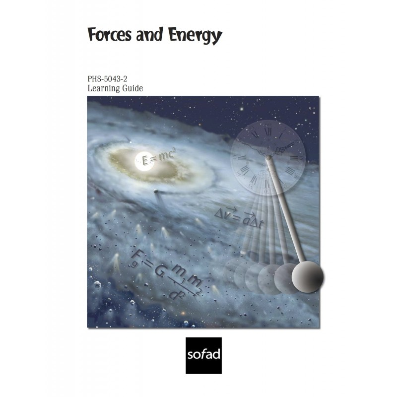 PHS-5043-2 – Forces and Energy