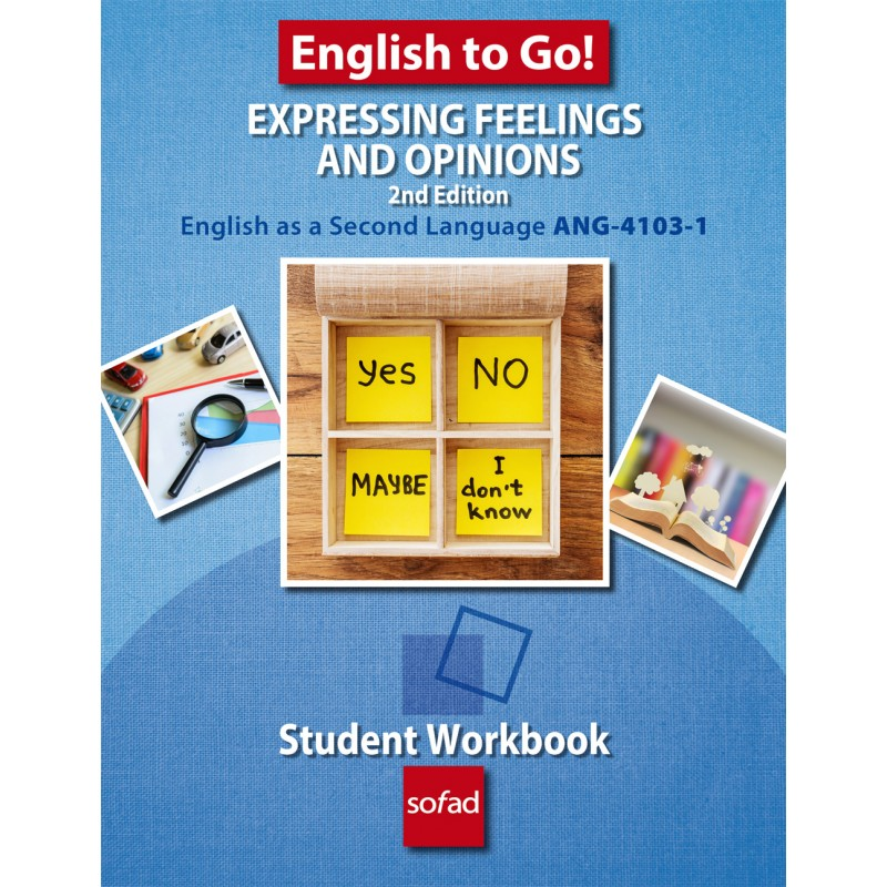 ANG-4103-1 – Expressing Feelings and Opinions – 2nd Edition