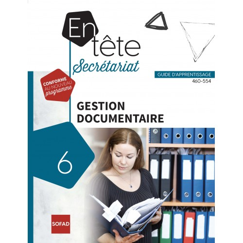 460-554 – Gestion documentaire