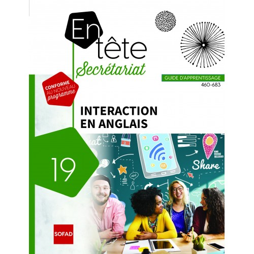 460-683 - Interaction en anglais