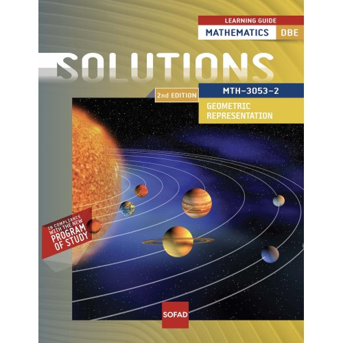 MTH-3053-2 – Geometric Representation – 2nd Edition