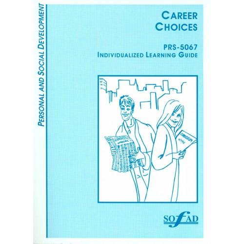 PRS-5067-3 – Career Choices