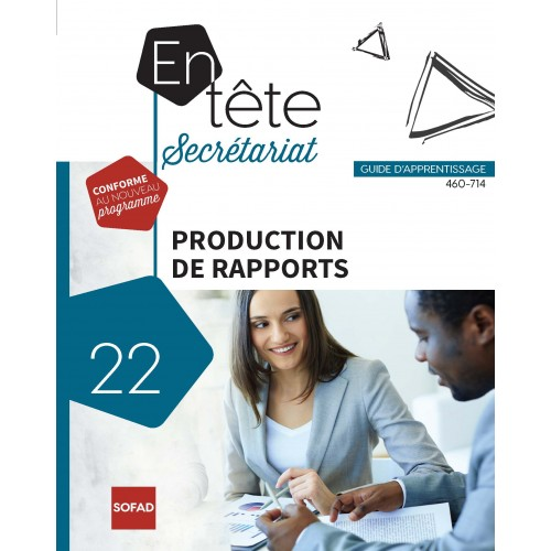 460-714 – Production de rapports