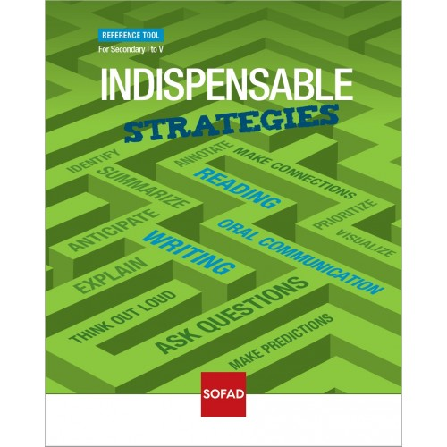 INDISPENSABLE Strategies
