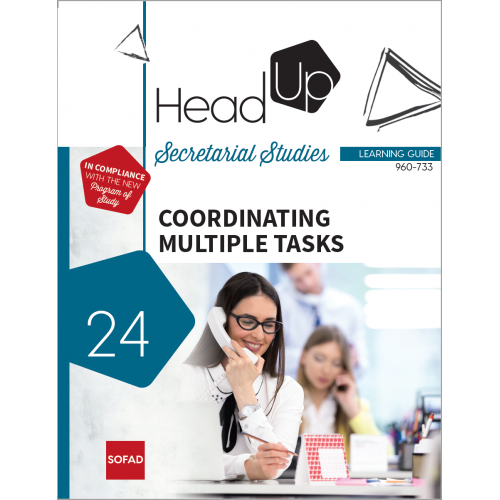 960-733 – Coordinating Multiple Tasks