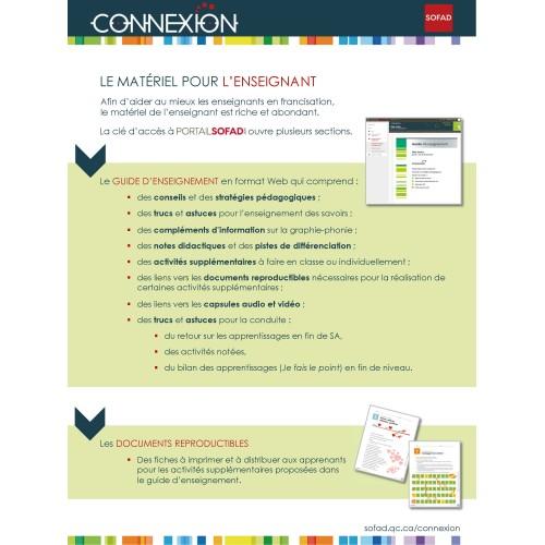 LAN-4059-8 – CONNEXION Niveau 5 : Des mots simples et organisés