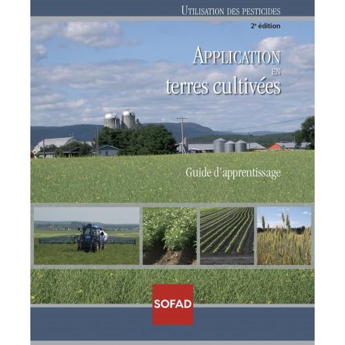 Pesticides – Application sur les terres cultivées
