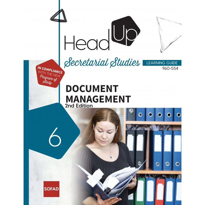 960-554 – Document Management - 2nd Edition