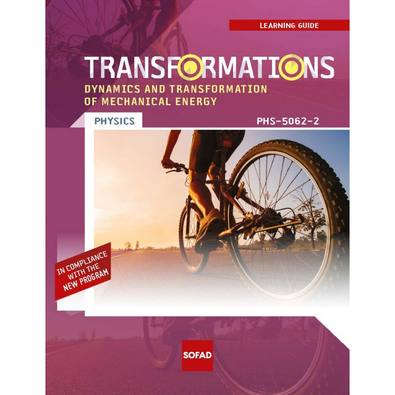 PHS-5062-2 – Dynamics and Transformation of Mechanical Energy, 2nd Edition